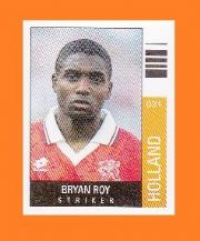 Holland Bryan Roy Nottingham Forest